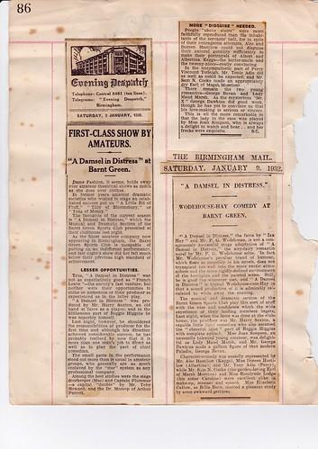 1932: Jan Review 1