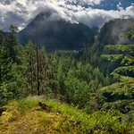 Low Clouds and Mountain Peaks thumbnail