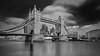 Tower Bridge (Yo Gladman) Tags: haida10stopfilter longexposure london blackwhite monochrome towerbridge nikon