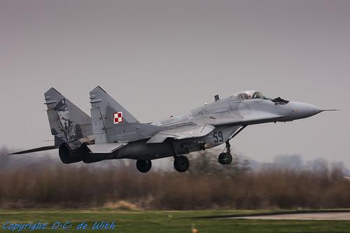 Mig-29 Polish AF - Zdzisław Henneberg - -2689