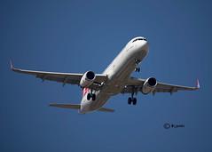 "Turkish Airlines Airbus A321-231 ""Küçükçekmece"" (BSKY STUDIO BAM) Tags: a321 airbus turkey passengerjet passengeraircraft aircraft twinjet küçükçekmece turkishairlines airbusa321231 landing"
