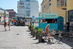 Borgå, summer views (aixcracker) Tags: summer sommar kesä porvoo borgå june juni kesäkuu 60mm nikond800 nikon nikonglobal europe europa eurooppa town stad kaupunki sunshine solsken auringonpaiste suomi finland