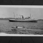 SS Northland on Grenfell cruise, Harrington Harbour, Quebec / Le S.S. Northland, croisière de Grenfell, Harrington Harbour (Québec) thumbnail