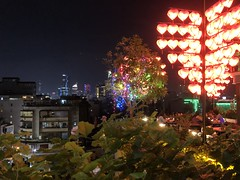 Lanterns on a Ho Chi Minh City rooftop bar (gbuckingham89) Tags: asia bar hochiminhcity nightlife rooftopbar siagon streetlife travel vietnam