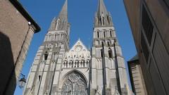 Bayeux - La Cathédrale Notre Dame (jeanlouisallix) Tags: bayeux calvados base normandie france ville architecture moyen âge patrimoine historique culture médiévales urbanisme cathédrale église culte gothique catholique