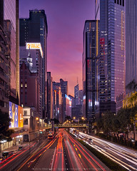 Sunset afterglow (mikemikecat) Tags: sunset nostalgia house mikemikecat architecture stacked building colorful housing 抽象 建築 建築物 城市 天際線 戶外 block hong kong cityscapes street 香港 路 建築大樓 vintage 建築結構 基礎建設 market village 檔 商店 snapshot urban neonlights neonsign neon nightscape night wanchai 灣仔 magicmoment 日落 夕空 夕焼け lighttrails afterglow