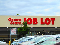 Ocean State Job Lot (Torrington, Connecticut) (jjbers) Tags: kmart plaza torrington connecticut june 6 2018 former ocean state job lot discount store