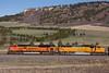 BNSF 9203 Spruce 15 Apr 18 (AK Ween) Tags: bnsf bnsf9203 emd sd70ace spruce colorado jointline thesag sprucemountain sprucemountainranch sprucemountainevents train railroad