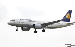 Airbus 320 D-AINE Lufthansa (Dawlad Ast) Tags: aeropuerto internacional el prat lebl barcelona international airport spotting avion plane airplane aircraft cataluña catalunya españa spain marzo march 2018 18 airbus 320271n daine lufthansa sn 7103 a320 320 aterrizaje landing