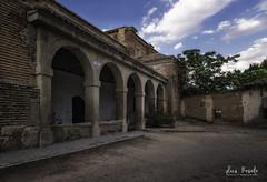 Iglesia de la Asunción (Luis R.C.) Tags: abandono pueblos paisajes iglesias nikon d610