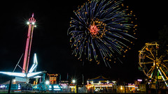 Cannon Valley Fair 2018 Fireworks Display (CanonDLee) Tags: 4th cannon celebration explosion fair falls fireworks goodhuecounty july lights