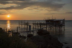 I'm always where... (M.a.r.t.Y) Tags: marty canon 5dmarkiii trabocco sunrise colors love travel explore earlymorning wainting always my hope longexposition dream beach mare