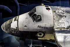 Space Shuttle Atlantis Cockpit (Mark_Aviation) Tags: kennedy space centre rocket shuttle saturn v 5 atlantis moon apollo 14 crew capsule
