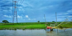 #riverview #riverside #mobilephotography #miphoneclickz #sylhet #bangladesh (iqbalhossain.ih443) Tags: mobilephotography miphoneclickz sylhet riverview riverside bangladesh
