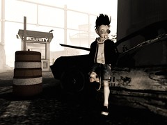 BabyCriminal (JohnnyWalker29 Resident) Tags: secondlife second life cranium bay baby criminal psycho dark blog coco doll cocodoll avatar