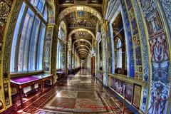 Hermitage Museum - Incredible Hallways (larmont) Tags: hall hdr hermitage museum stpetersburg