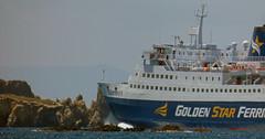 gr - paros, golden star ferries (g.u.i.d.o.) Tags: paros goldenstarferries traghetto