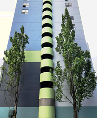 Highrise (skipmoore) Tags: eugene highrise architecture