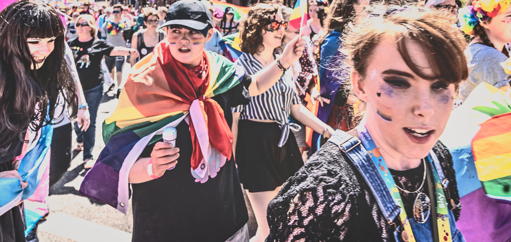 ABOUT SIXTY THOUSAND TOOK PART IN THE DUBLIN LGBTI+ PARADE TODAY[ SATURDAY 30 JUNE 2018]-141739