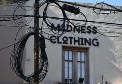 madness (Hayashina) Tags: buenosaires argentina cables window htt