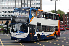 19030 SN56 AVW (Cumberland Patriot) Tags: stagecoach north east england busways travel services ltd newcastle gallowgate tyne and wear pte passenger transport executive