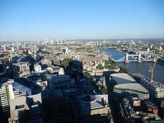 View of Tower Bridge, Tower of London etc. from the Sky Garden (John Steedman) Tags: skygarden london uk unitedkingdom england イングランド 英格兰 greatbritain grandebretagne grossbritannien 大不列顛島 グレートブリテン島 英國 イギリス ロンドン 伦敦 towerbridge toweroflondon