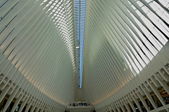 Oculus (Deepgreen2009) Tags: newyork city urban oculus monument memorial terrorism groundzero white