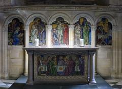 Photo of st salvatore chapel communion table
