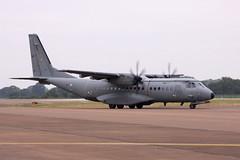 Finnish C-295M (joolsgriff) Tags: eads casa c295m cc2 finnishairforce riat2018 royalinternationalairtattoo raffairford