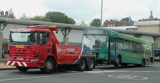 Go North East: 1001 T488TTW Scania