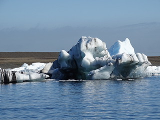 Laguna Jokulsarlon en el glaciar Vatnajokull  Islandia 24