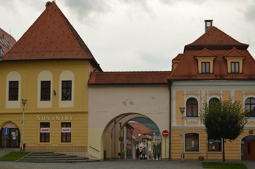 Bardejov's old square X