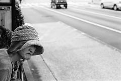old Lady (Chris Zechner) Tags: nikon f3 50mm 12 ais film kodak tmax 400