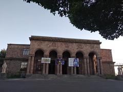 State  Theatre  of Artashat City (Alexanyan) Tags: artashat city ararat region marz armenia culture center արտաշատ άρταξίασ artashes armenian արտաշես հայաստան αρμενία αρτασάτ theatre ամո խարազյանի անվան պետական թատրոն