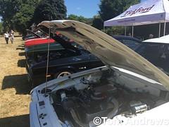 IMG_2844 (TomAndrews96) Tags: newport pagnell carnival july 2018 classic classics car cars ford capri escort sierra tickford