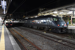 JR Kyushu 787 (BM-8), Nagasaki (Howard_Pulling) Tags: japan rail railway zug bahn train trains trainsinjapan japanese howardpulling photo picture gare