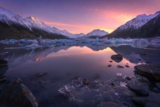 Tasman Reflections