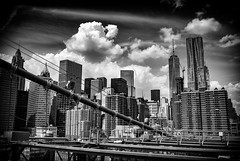New York Skyline (El-Branden Brazil) Tags: newyork urban city metropolis ny america skyscrapers manhattan usa