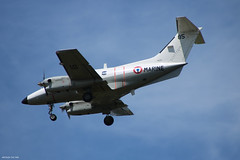 Embraer Xingu French Navy (Arthur CHI YEN) Tags: embraer xingu lfbd bod frenchnavy marine