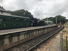 IMG_2896 (richardclarkephotos) Tags: isle wight steam railway engines tank 262 062 044 southern lswr london western