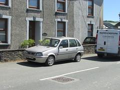 Rover 100 1.4 GSi (Andrew 2.8i) Tags: car classic carspotting street spot spotting british metro austin 14 1400 14gsi 114 114gsi gsi 100 rover uk unitedkingdom
