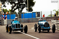 Era R4A & Bugatti Type 35B (Raphaël Belly Photography) Tags: rb raphaël monaco principality principauté mc montecarlo monte carlo french riviera supercar supercars car cars automobile raphael belly eos canon photographie photography exotic grand prix historique gp acm club historic old voiture race racing motorsport sport course 2018 era r4a r 4 a blue bleu bleue bugatti type 35 b 35b turquoise