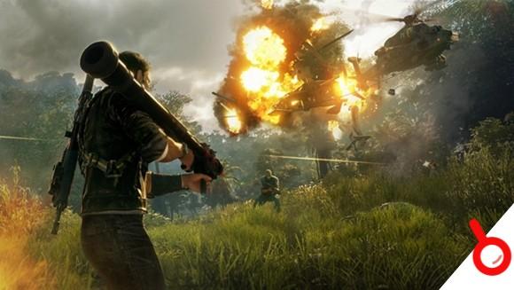 《正當防衛4》中文版將於12月4日全球同步發售