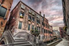 ...Sólo por la belleza del regreso se explica la existencia de un sentimiento tan desinteresado como la nostalgia. Maruja Torres ... (franma65) Tags: venecia