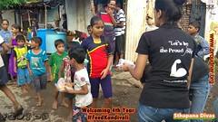 Sthapana  Divas  010 (narfoundation) Tags: proudnar narfoundation food donation ngo mumbai india miteshrathod sthapanadivas social work povert no1