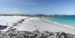 West Coast Beaches (Ronan_C) Tags: scotland sonya7mk2 sonya7m2 summer westcoast beach morar whitesands isleofeigg isleofrum innerhebrides gorgeous sunny sunshine hot