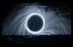 Light painting (~ veronicajwilliams photography ~) Tags: veronicajwilliamsphotography veronicajwilliams copyrighted lightpainting canon canon5dmarkii canon2470mm canonaustralia night light lighting