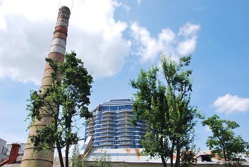 Київ, вулиця Євгена Коновальця  InterNetri Ukraine 352