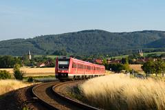 612 161 + 612 162, RE Halle (Saale) Hbf - Goslar, Drübeck (Gunar Kaune) Tags: 612 db drübeck