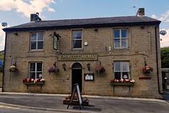 Laneshaw Bridge, Emmott Arms (Dayoff171) Tags: lancashire england europe gbg gbg2018 greatbritain unitedkingdom boozers pubs publichouses emmottarms laneshawbridge bb87hx village pendle